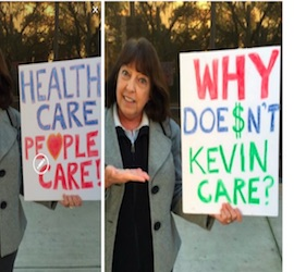 CA23 cares about their health care & Wendy will help.
