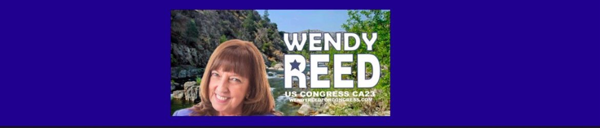 Vote Wendy Reed in 2018!